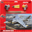 Airfix Bae Harrier GR9